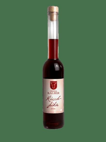 Original Kalber Kirsch Likör